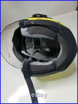 2019 Bell MAG-9 Sena SMH10 Open Face 3/4 Touring Motorcycle Helmet Hi-Viz Large