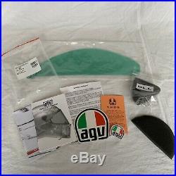 AGV Corsa R Helmet Matte Black Size ML Full Face Helmet (NEW OPEN BOX)