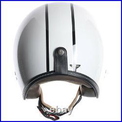 AGV RP60 Open Face Motorcycle Motorbike Helmet Bonneville Gladiator