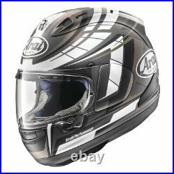 ARAI Corsair X Full Face Motorcycle Helmet Planet Black XLarge Open Box Sale