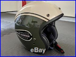 ARAI FREEWAY CLASSIC Harley Davidson OPEN FACE MOTORCYCLE HELMET LARGE