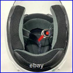 ARAI SNELL MZ-F Open Face Helmet White Size L 61/62cm Japan HK