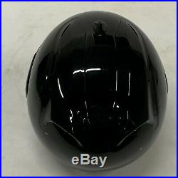 ARAI SNELL Model Unknown Open Face Helmet Black Size M 57/58cm Japan HK