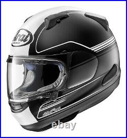 ARAI Signet X Full Face Motorcycle Helmet Focus White Large Open Box Sale