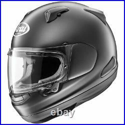 ARAI Signet X Full Face Motorcycle Helmet Frost Black Xlarge Open Box Sale