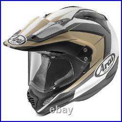 ARAI XD 4 Full Face Motorcycle Adventure Helmet Flare Sand Medium Open Box Sale