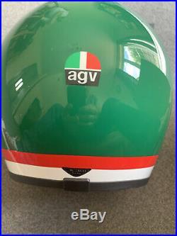 Agv 210021a1i0-001 Helmet Open Face X70 X-70 Replica Pasolini XL