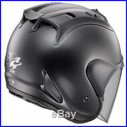 Arai Bike Open Face Jet Helmet SZ-Ram4 Flat Black 57-58cm(22 3/8-22 3/4in)-M