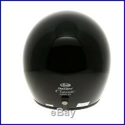 Arai Freeway Classic Black Open Face Motorcycle Helmet