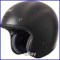 Arai Freeway Classic Frost Open Face Motorcycle Motorbike Crash Helmet Black L