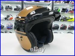 Arai Freeway Classic WP Small motorcycle helmet retro vintage open face Bronze
