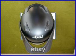 Arai Genuine Oem Ct-z Flat Black Simple Color Open Face Helmet M Size