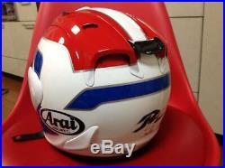 Arai Genuine Oem Sz Ram4 Spencer Open Face Helmet M Size