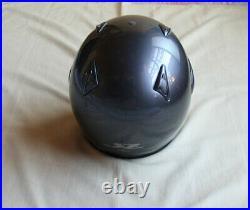 Arai Genuine Oem Sz-m Metallic Silver Open Face Helmet M Size
