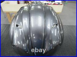 Arai Genuine Oem Sz-ram3 Glass Silver Open Face Helmet M Size