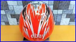 Arai Genuine Oem Sz-ram3 Stella Graphic Red Open Face Helmet XL Size