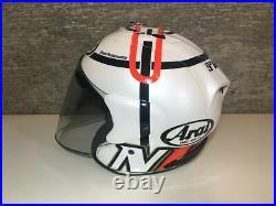 Arai Genuine Oem Sz-ram4 Hagamonza Open Face Helmet S Size