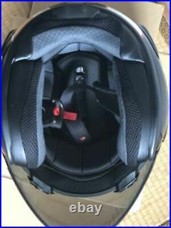 Arai Genuine Oem Sz-ram4 Stout Black Graphic Color Open Face Helmet M Size