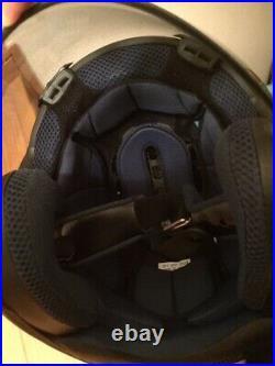 Arai Genuine Oem Sz-ram 3 Jet Stella Black Open Face Helmet XL Size