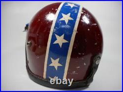 Arai Leather Winding 500tx Hirotake Snell 1962 Vintage Open Face Helmet M Size