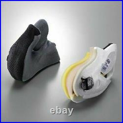 Arai Open Face Helmet CT-Z XC-W CT-F Alumina silver Casque casco Helm helmet