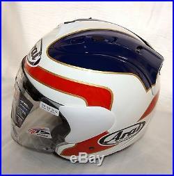Arai Open Face Helmet SZ-RAM4 RAM-X SPENCER Rothmans last of stock from japan