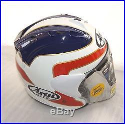 Arai Open Face Helmet SZ-RAM4 RAM-X S M L XL SPENCER Rothmans casco