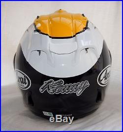 Arai Open Face Helmet SZ-RAM4 S/M/L/XL Kenny Roberts! Casco