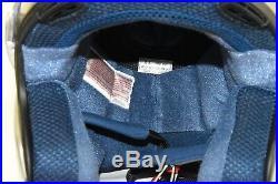 Arai SZ / m Open Face motorcycle half helmet Sz X-Small 6-1/2 to 6-5/8 Silver