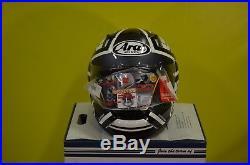Arai Signet Q Superstar Full Face Motorcycle Helmet Medium Open Box Sale