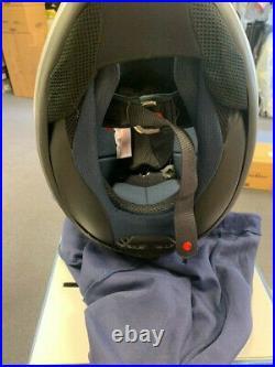 Arai Signet-X Aluminum Silver Solid Full Face Motorcycle Helmet (Open Box)