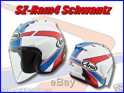 Arai Street Sports Motorcycle Open Face Helmet SZ-RAM4 Schwantz PEPSI S M L XL