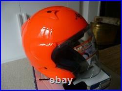 Arai X-Tend Open Face Touring Scooter Motorcycle Helmet XS Flourescent Orange