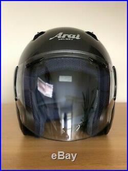 Arai motorbike helmet SZ/F ECE22-05 XL Open Face