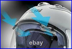 Asian fit Arai Open Face Helmet SZ-R VAS RAM-X VZ-RAM SCOTT RUSSELL LIMITED