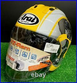Asian fit Arai Open Face Helmet SZ-R VAS RAM-X vz-ram KODO2 FU-JIN RAI-JIN japan