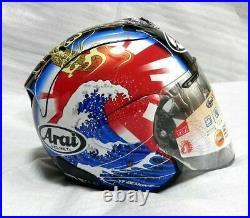 Asian fit Arai Open Face Helmet SZ-R VAS RAM-X vz-ram Oriental2 LIMITED Casque