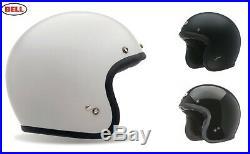 BELL 2020 Cruiser Custom 500 STD Open Face Motorcycle/Scooter/Retro Helmet