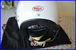 BELL Mag 1 open face rally helmet