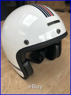 BMW Motorrad Bowler Open Face Helmet