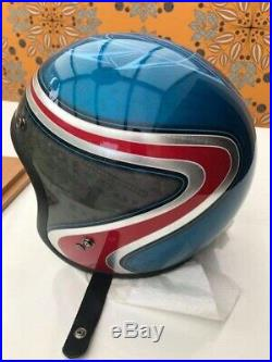 Bell 0f525 Open Face Helmet Special Edition With Original Holdall