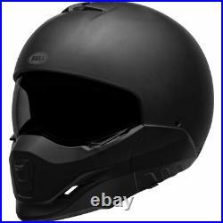 Bell Broozer Mens Full Face/Open Face Street Riding Cruising Motorcycle Helmets