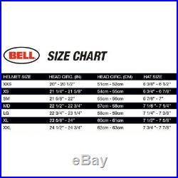 Bell Custom 500 3/4 Open Face DOT Motorcycle Street Cruiser Helmets BRAND NEW