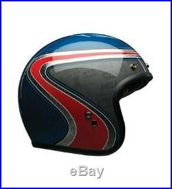 Bell Custom 500 Air Trix Open Face Motorcycle Helmet Size Medium / No Returns