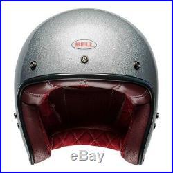 Bell Custom 500 Deluxe Open Face Motorcycle Helmet Size Medium/ No Returns
