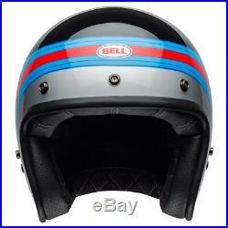 Bell Custom 500 Moto Motorbike Classic Open Face Helmets All Sizes