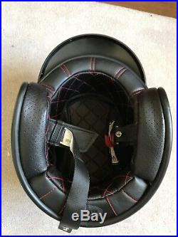 Bell Custom 500 Open Face Crash Helmet