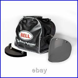 Bell Custom 500 Open Face Motorbike Helmet, Peak. Visor. REDUCED. MEDIUM LAST1