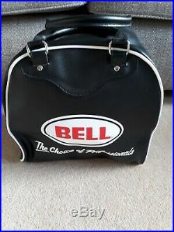 Bell Custom 500 RSD Check-It Open Face Crash Helmet brand new size small