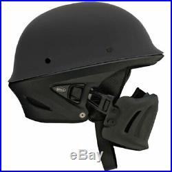 Bell Rogue Open Face Helmet Matte Black